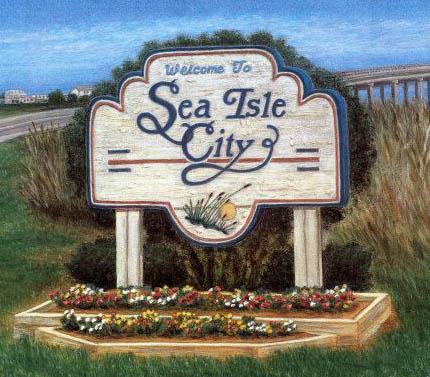 sea isle welcome